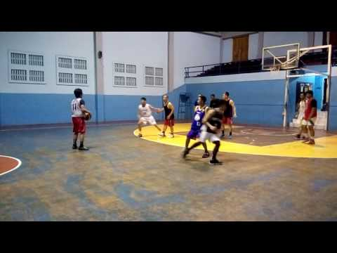 Premier Oil Indonesia basketball practice