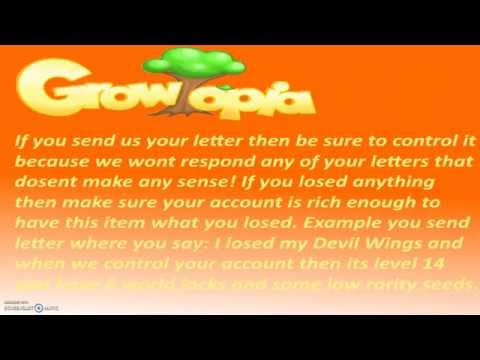 Growtopia Support Team Help
