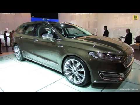 2014 Ford Vignale Wagon - Exterior Walkaround - Debut at 2013 Frankfurt Motor Show