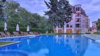 Отель в Болгарии, в котором нас разместили   Курортный город Св. Константин и Елена(Отель в курортном городе