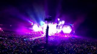 Up & Up - Coldplay live in Bangkok (7/04/17)
