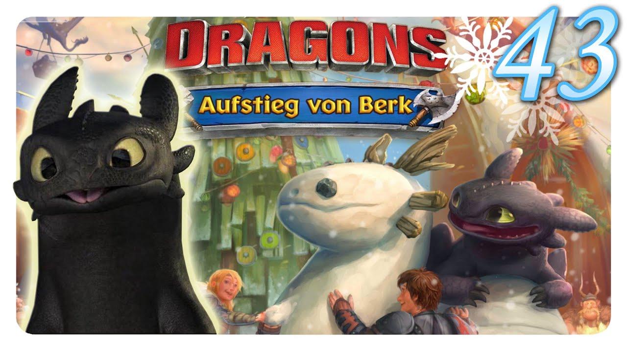 Drachen: Aufstieg von Berk #43 | Lets Play ★ [GERMAN