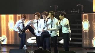 150802 BTS - Look Here (여가 봐) TRB Chile
