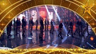 Este GRUPO de BAILE se convierte en un EJÉRCITO | Gran Final | Got Talent España 5 (2019)