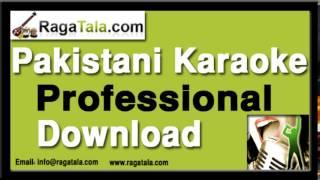 Ye kaghazi phool jaise chehre - Pakistani Karaoke - Mehdi Hassan