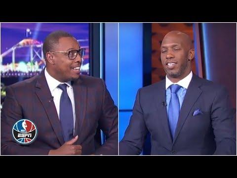 Paul Pierce, Chauncy Billups debate which Warriors deserve statues | NBA Countdown