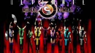 Analisis a Mortal Kombat