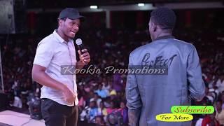 Maulana & Reign Comedy  At Freedom City In Emmanuella Live In Kampala