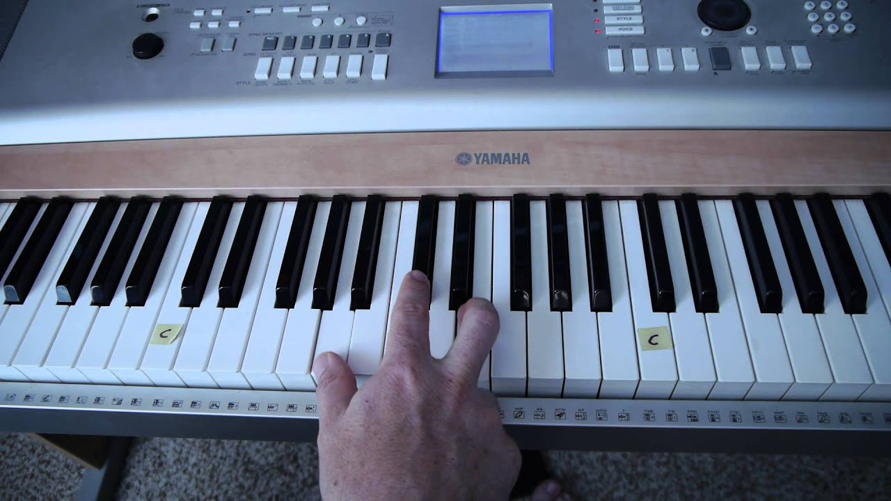 Easy to play piano heart of worship matt mccoy youtube hexwebz Gallery