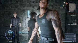 Final Fantasy XV - Torre di Costlemark - Enigma delle piattaforme