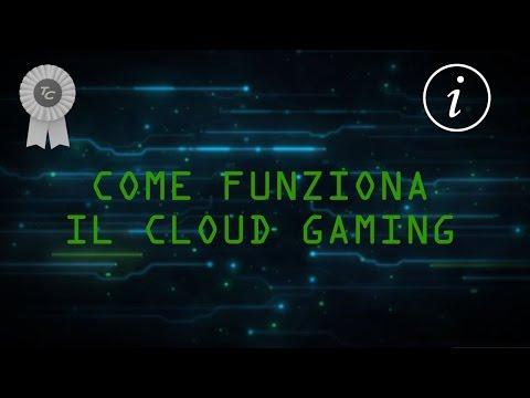 Come funziona il cloud gaming #TC