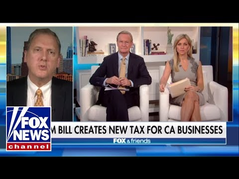 Chuck DeVore warns against California tax hike proposal