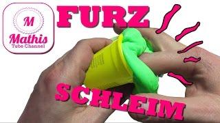 DIY FURZ SCHLEIM | Pups Slime | NOISE PUTTY selber machen | Anleitung