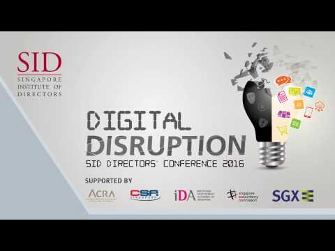 Singapore Institute of Directors - Event Highlight - YouTube