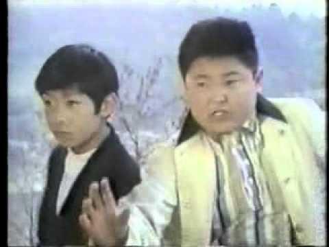 1990年 ダウンタウンが歌う超人バロム・1の歌