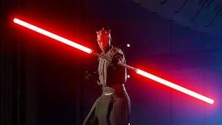 Star Wars Celebration + Battlefront 2 Single Player Reveal