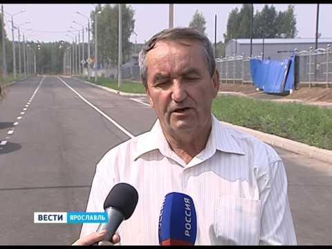 Общественный совет не принял дорогу на улице Колмогорова