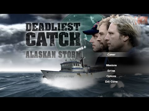 Deadlieast Catch Alaskan Storm: Oynuyoruz 1