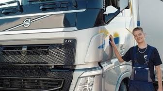 Ausbildung bei Volvo Trucks Schweiz