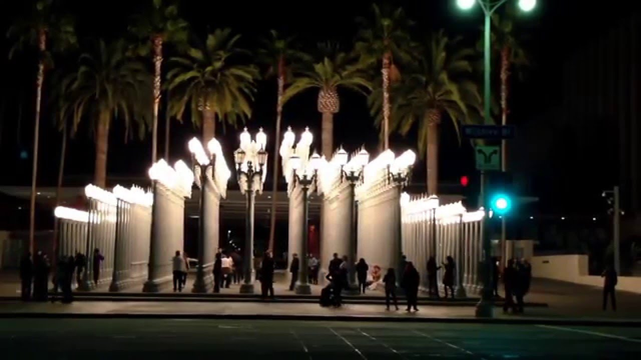 Lacma Light Exhibit Hours