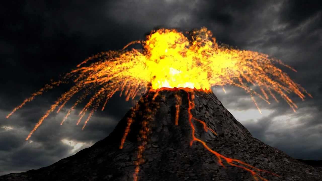 Previa  Novos Tu...V Is For Volcano