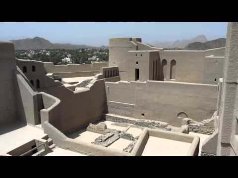 Mini footage - Castles in Oman (Ad Dakhiliyah Governorate, Oman)