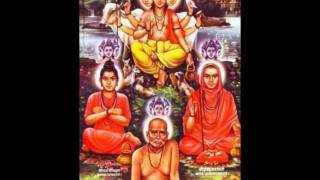 shri dattatreya stotram - dr balaji tambe