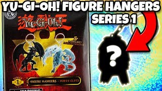 YU-GI-OH! Figure Hangers Keychain Series 1 BLIND BOX OPENING Toy Review   Trusty Toy Channel