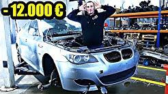 BMW M5 V10 - MOTORSCHADEN - 12.000€ Weg !