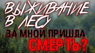 Выживание в России Лесу✔ Чуть не умер😱