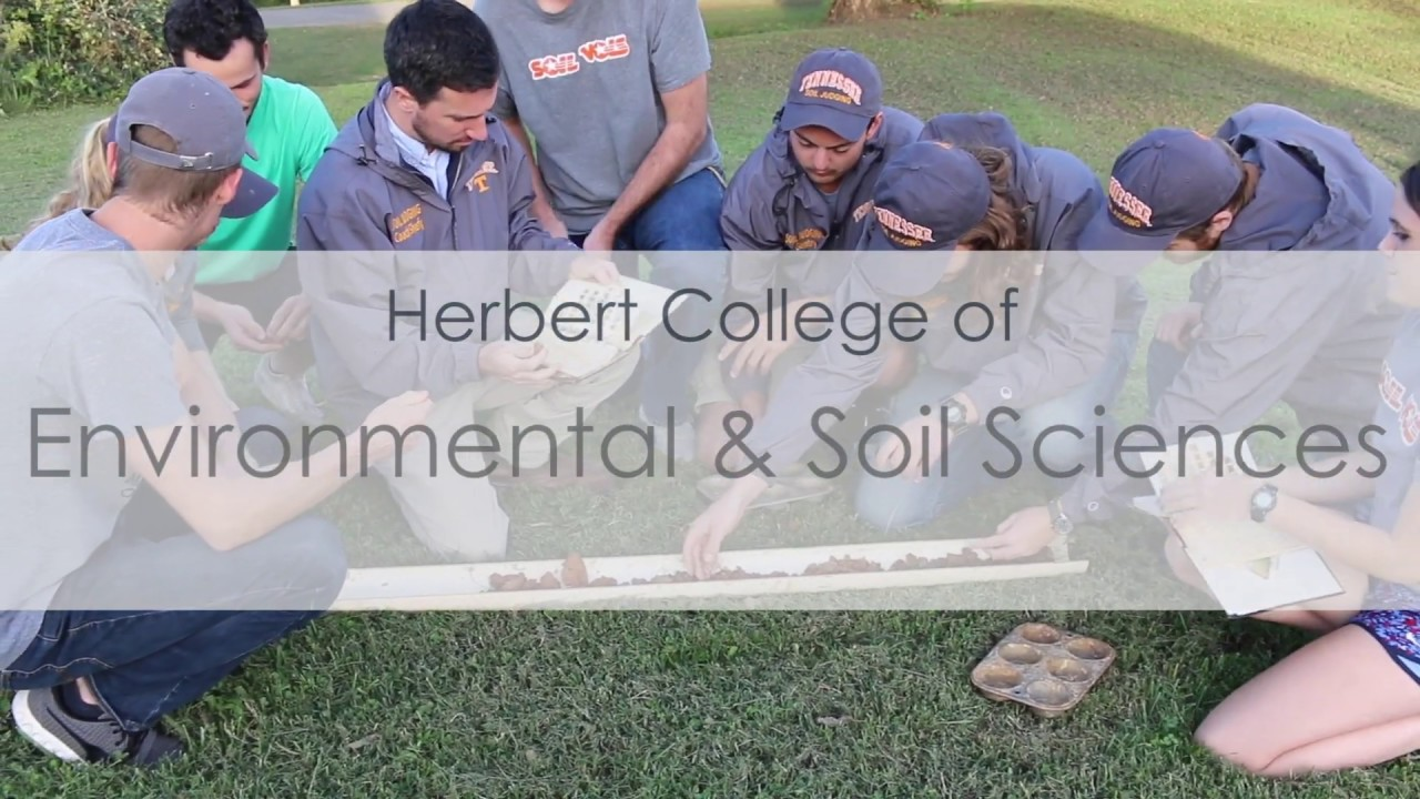 Environmental and Soil Sciences Major, BS in Environmental