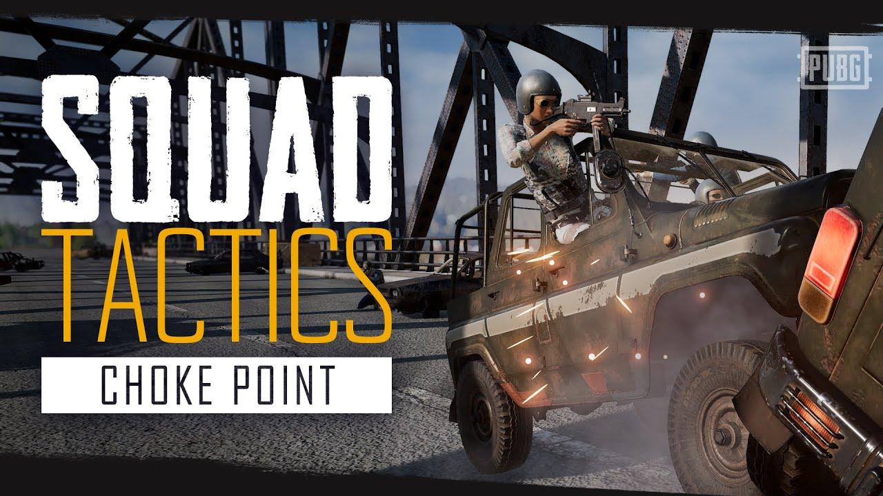 PUBG Squad Tactics - Choke Point Ambush Episode 2 thumbnail