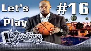 Let's Play - NBA Ballers: Phenom Part 16 - NBA Finals Game