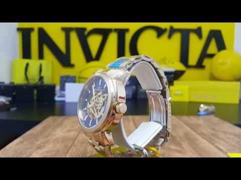 Relógio invicta vintage ref:22575 /100% original é aqui na LOJA DOS RELÓGIOS