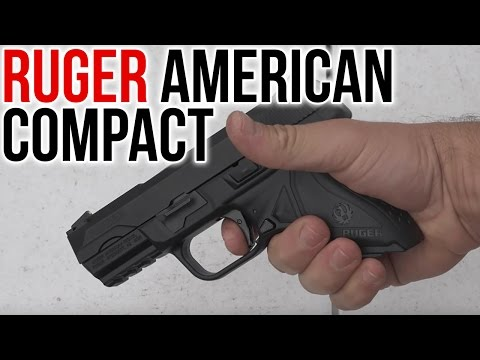 Ruger American Compact 9mm Review