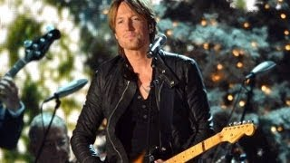 """Keith Urban """"Have Yourself a Merry Little Christmas"""" CMA Country Christmas ABC"""