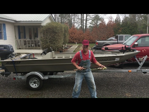 Boat Setup - The Fishing Machine