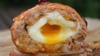 Scotch BBQ eggs -  englisch Grill- and BBQ recipe - 0815BBQ