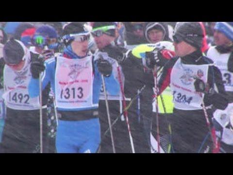 Лыжня России - самые масштабные в мире соревнования