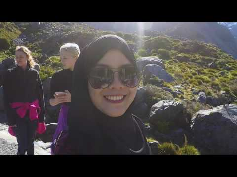 [HD] Nana Travel Vlog | New Zealand South Island Roadtrip - November 2016
