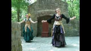 Belly Dancers at Tennessee Renaissance Festival Thumbnail