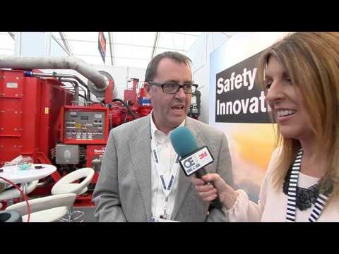 RentAir Offshore, SPE Offshore Europe 2015