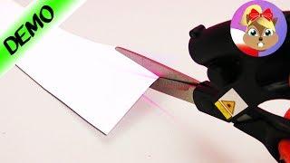 Najfajniejsze nożyczki na świecie? Koniec z krzywym cięciem! | Baw się ze mną