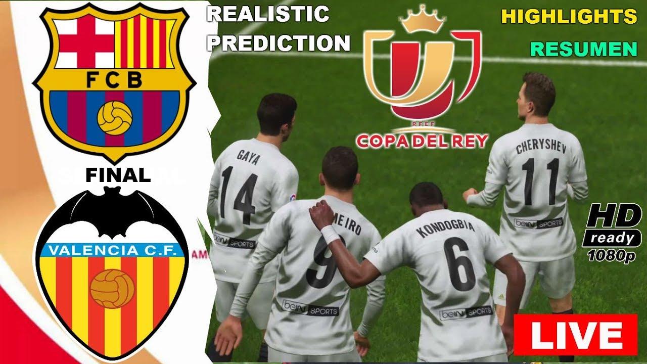 Download BARCELONA vs VALENCIA 1-2 | FINAL | COPA del REY 2019