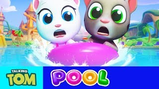 Talking Tom Pool - Jump In! (Official Launch Trailer) thumbnail