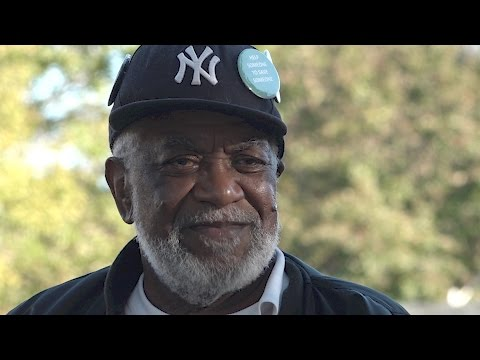 After 57 years without the right, Bernard Smith voted in Norfolk