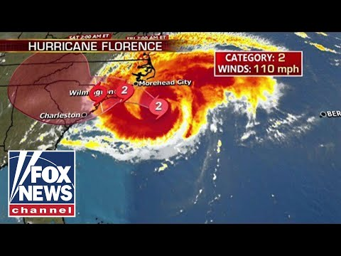 FEMA holds update briefing on Hurricane Florence