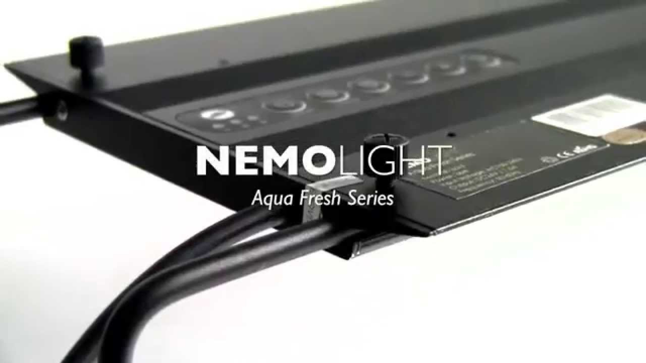 HinterfeldHK Nemo Aqua Fresh LED Planting Lamp Aquarium Aquascape Light