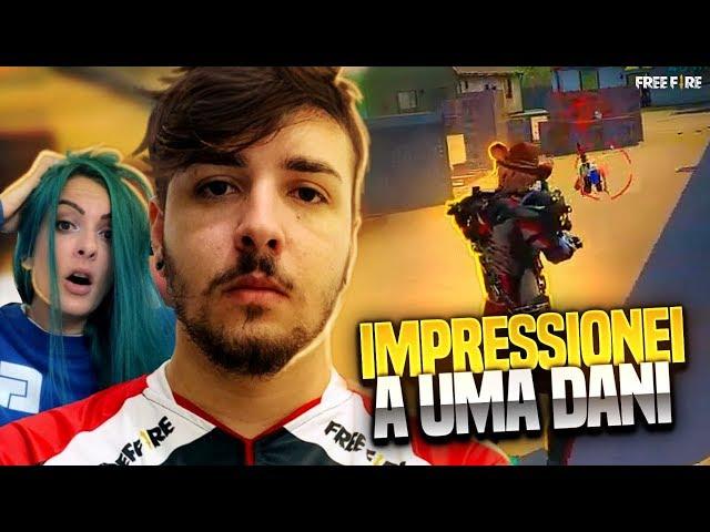 2 AWM EM AÇÃO FREEFIRE, UMA DANI FICOU IMPRESSIONADA?!