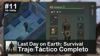 ¿Como Conseguir Un Traje Táctico Completo?|Last Day on Earth: Survival|HD 1080p #11